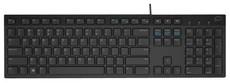 Клавиатура Dell KB216 Black (580-ADGR)