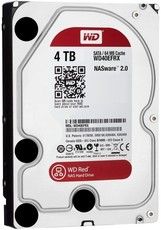 Жесткий диск 4Tb SATA-III Western Digital Red (WD40EFRX)