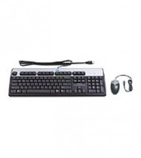 Комплект клавиатура + мышь HP 638214-B21