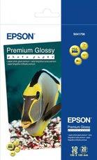 Бумага Epson Premium Glossy Photo Paper (C13S041706)