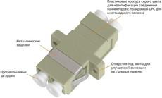 Оптический адаптер NIKOMAX NMF-OA2MM-LCU-LCU-2