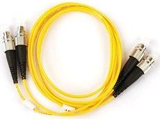 Оптический патч-корд NIKOMAX NMF-PC2S2A2-FCU-FCU-003