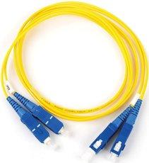 Оптический патч-корд NIKOMAX NMF-PC2S2A2-SCU-SCU-002