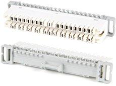 Плинт размыкаемый Hyperline KR-PL-10-BRK-0