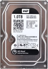 Жесткий диск 1Tb SATA-III Western Digital Black (WD1003FZEX)