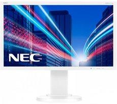 Монитор NEC 22' MultiSync E224Wi Silver/White
