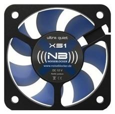 Вентилятор для корпуса Noiseblocker BlackSilentFan XS2