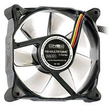 Вентилятор для корпуса Noiseblocker Multiframe S-Series M8-S1