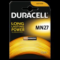 Батарейка Duracell (MN27, Alkaline, 1 шт)