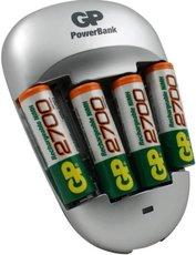 Зарядное устройство GP PB27GS270-C4 + 4x AA 2700mAh