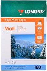 Бумага Lomond Matt Inkjet Photo Paper (0102014)