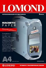 Бумага Lomond Magnetic Paper (2020346)