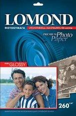 Бумага Lomond Semi-Glossy Premium Inkjet Photo Paper (1103301)