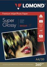 Бумага Lomond Super Glossy Premium Inkjet Photo Paper (1103101)