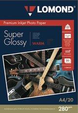 Бумага Lomond Super Glossy Warm Premium Inkjet Photo Paper (1104101)