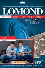 Бумага Lomond Satin Bright PE-coated Premiun Photo Paper (1108200)