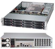 Серверный корпус SuperMicro CSE-826BA-R920LPB