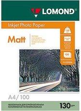 Бумага Lomond Matt Inkjet Photo Paper (0102004)