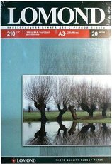 Бумага Lomond Glossy/Matt Inkjet Photo Paper (0102027)