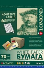 Бумага Lomond Self-Adhesive Labels Paper (2100215)