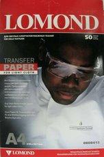 Бумага Lomond Ink Jet Transfer Paper (0808415)