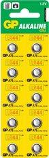 Батарейка GP A76-BC10 (LR44, 10 шт)