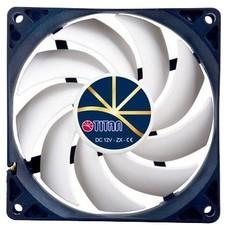 Вентилятор для корпуса Titan TFD-9225H12ZP/KE(RB)