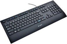 Клавиатура Logitech K280e Black USB (920-005215)