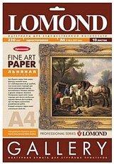 Бумага Lomond Coarse-Linen Natural White Archive (0913241)