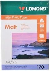 Бумага Lomond Matt/Matt Inkjet Photo Paper (0102032)