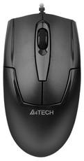 Мышь A4Tech OP-540NU Black USB