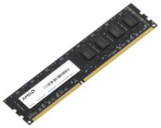 Оперативная память 2Gb DDR-III 1333MHz AMD (R332G1339U1S-UO) OEM