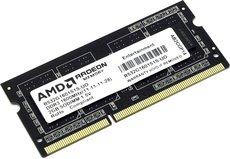 Оперативная память 2Gb DDR-III 1600Mhz AMD SO-DIMM (R532G1601S1S-UO) OEM