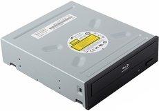 Привод LG BH16NS40 (DVD±RW/BD-RE) Black OEM