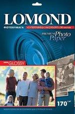 Бумага Lomond Super Glossy Microporous Inkjet Photo Paper (1101101)