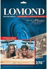 Бумага Lomond Super Glossy Bright (1106100)