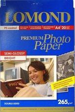 Бумага Lomond Sime Glossy Bright Premium Photo Paper (1106301)