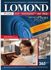 Бумага Lomond Semi Glossy Premium Photo Paper (1106302)