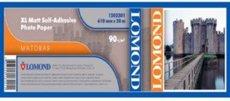 Бумага Lomond XL Matt Self-Аdhesive Photo Paper (1202202)