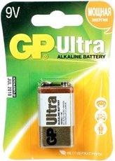 Батарейка GP 1604AU Ultra Alkaline (9V, 1 шт)