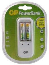 Зарядное устройство GP PB410GS65 + 2x AAA 650mAh
