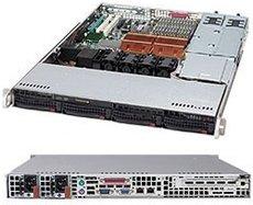 Серверный корпус SuperMicro CSE-815TQ-R500CB