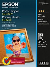 Бумага Epson Glossy Photo Paper (C13S042549)