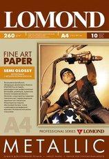 Бумага Lomond Fine Art Paper Semi Glossy Metallic (0938042)