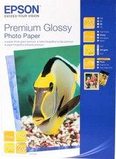 Бумага Epson Premium Glossy Photo Paper (C13S041287)