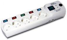 Сетевой фильтр Most EHV 5м 5 розеток белый