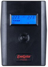 ИБП (UPS) Exegate Power Smart ULB-600 LCD