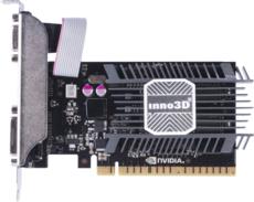Видеокарта nVidia GeForce GT730 Inno3D PCI-E 1024Mb (N730-1SDV-D3BX)