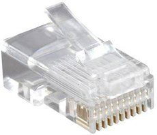 Разъем Hyperline PLUG-10P10C-U-06-10