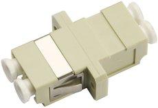 Проходной адаптер Hyperline LC-LC-MM